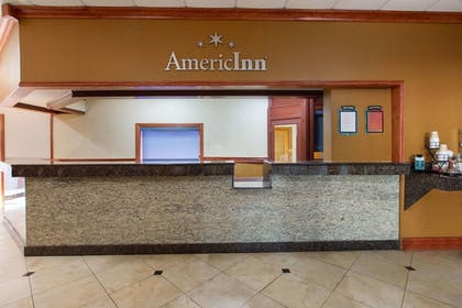 Reception | AmericInn by Wyndham La Crosse Riverfront-Conference Center