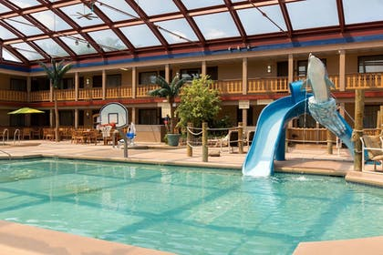 Pool | AmericInn by Wyndham La Crosse Riverfront-Conference Center