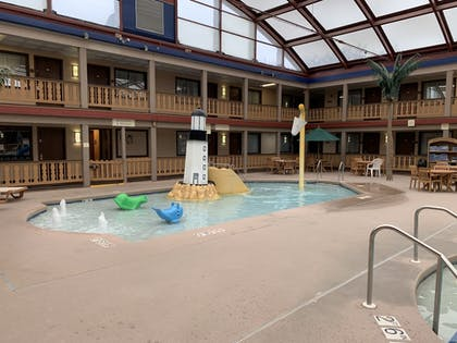 Children's Pool | AmericInn by Wyndham La Crosse Riverfront-Conference Center
