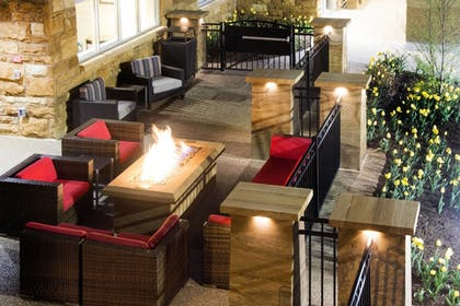 Terrace/Patio | Towneplace Suites by Marriott Pittsburgh Cranberry Township