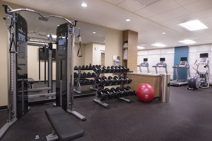 Fitness Facility | Towneplace Suites by Marriott Pittsburgh Cranberry Township