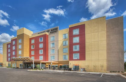 Hotel Front | TownePlace Suites by Marriott Cookeville