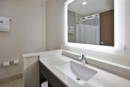 In-Room Amenity | Holiday Inn Express & Suites Parkersburg East
