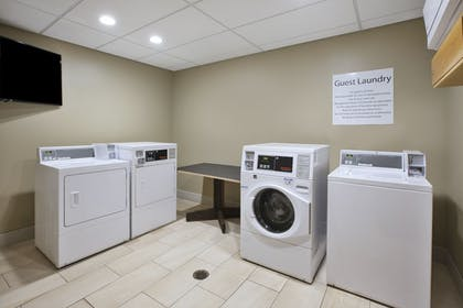 Laundry Room | Holiday Inn Express & Suites Parkersburg East