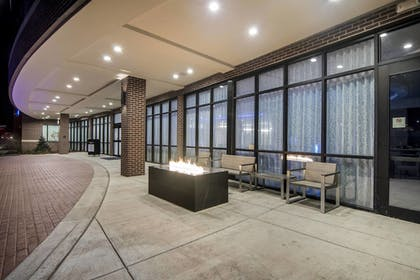 Hotel Entrance | SpringHill Suites by Marriott Oklahoma City Downtown
