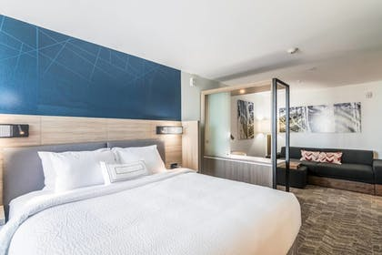 Guestroom | SpringHill Suites by Marriott Oklahoma City Downtown