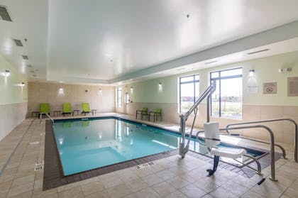 Indoor Pool | SpringHill Suites by Marriott Oklahoma City Downtown
