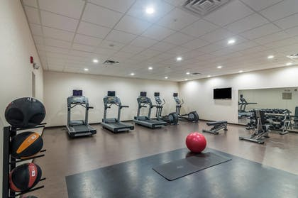 Fitness Facility | SpringHill Suites by Marriott Oklahoma City Downtown
