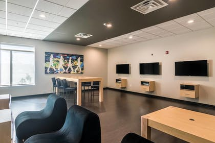 Game Room | SpringHill Suites by Marriott Oklahoma City Downtown