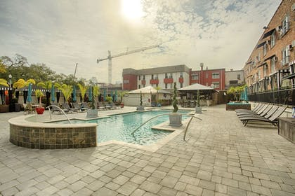 Outdoor Pool | Avalon Hotel Downtown St. Petersburg