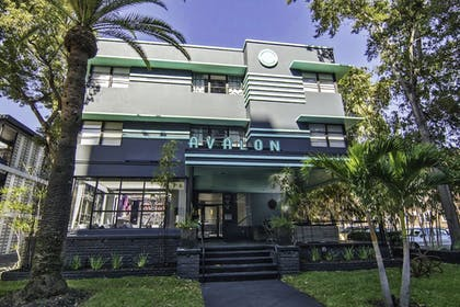 Hotel Front | Avalon Hotel Downtown St. Petersburg