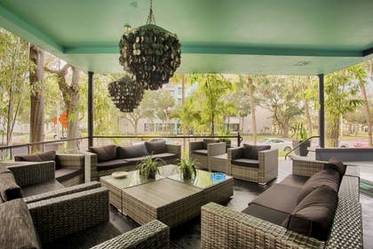 Terrace/Patio | Avalon Hotel Downtown St. Petersburg