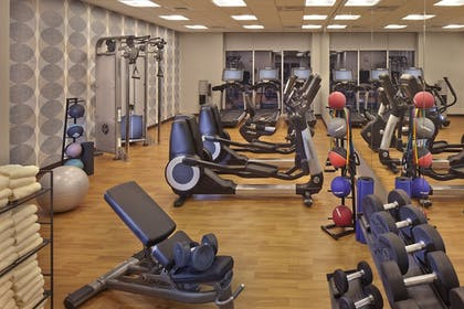 Gym | Hyatt Place Chapel Hill / Southern Village