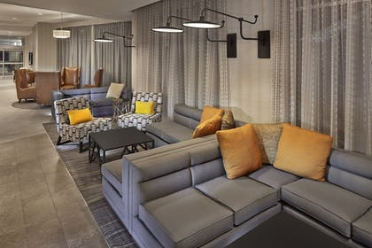 Lobby Sitting Area | Hyatt Place Chapel Hill / Southern Village