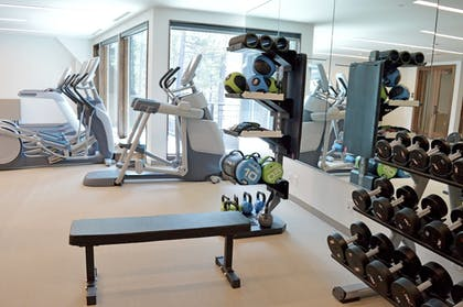 Fitness Facility | The Lodge at Edgewood Tahoe