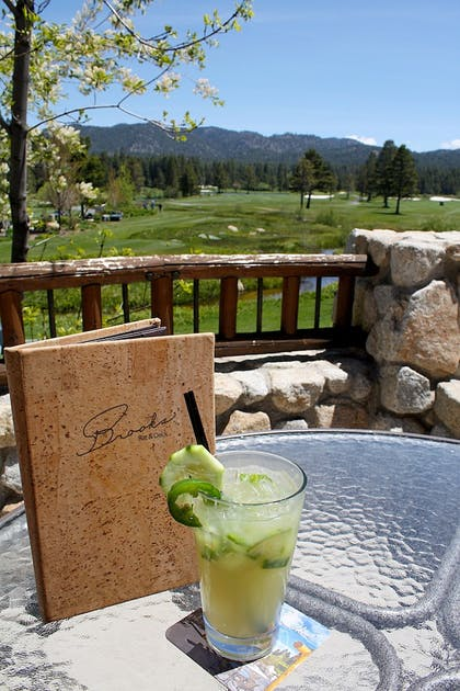 Food and Drink | The Lodge at Edgewood Tahoe