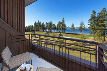 Balcony | The Lodge at Edgewood Tahoe