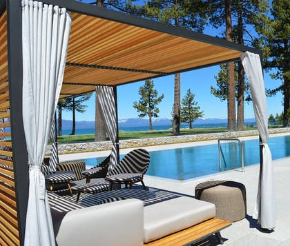 Outdoor Pool | The Lodge at Edgewood Tahoe
