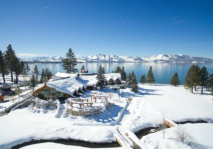 Property Grounds | The Lodge at Edgewood Tahoe