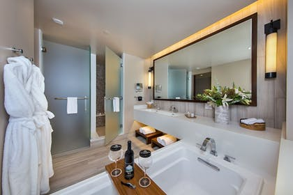 Bathroom | The Lodge at Edgewood Tahoe