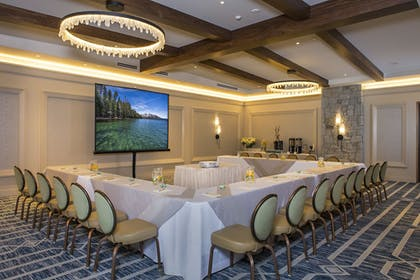 Meeting Facility | The Lodge at Edgewood Tahoe
