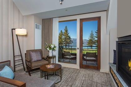 Living Area | The Lodge at Edgewood Tahoe