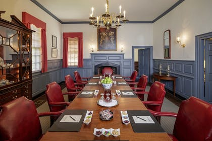 Meeting Facility | The Colonial Houses - A Colonial Williamsburg Hotel