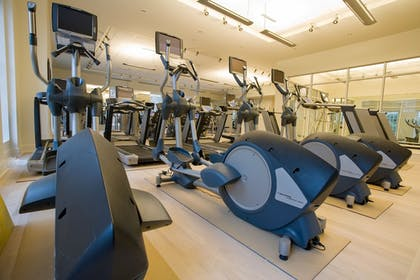Fitness Facility | The Colonial Houses - A Colonial Williamsburg Hotel
