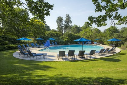 Pool | The Colonial Houses - A Colonial Williamsburg Hotel