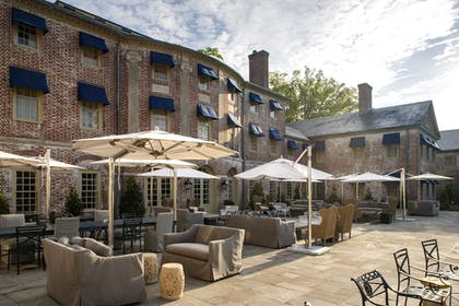 Hotel Bar | The Colonial Houses - A Colonial Williamsburg Hotel