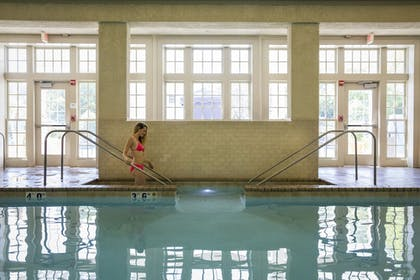 Exercise/Lap Pool | The Colonial Houses - A Colonial Williamsburg Hotel
