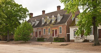 Hotel Front | The Colonial Houses - A Colonial Williamsburg Hotel