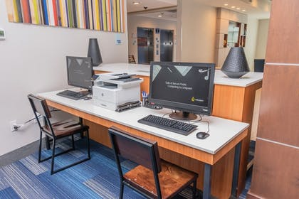 Business Center | Holiday Inn Express & Suites Houston IAH - Beltway 8