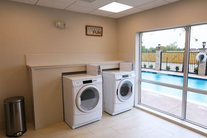 Laundry Room | Holiday Inn Express & Suites Houston IAH - Beltway 8