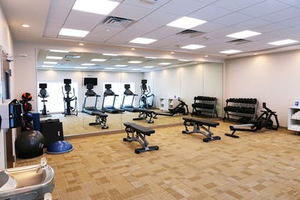 Fitness Facility | Holiday Inn Express & Suites Houston IAH - Beltway 8