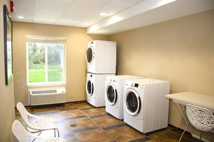 Laundry Room | Candlewood Suites York