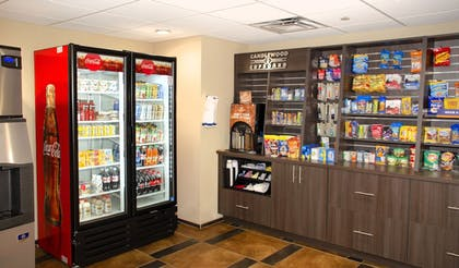 Snack Bar | Candlewood Suites York