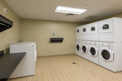 Laundry Room | Staybridge Suites Columbus Polaris