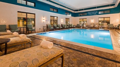 Pool | Best Western Plus Franciscan Square Inn and Suites