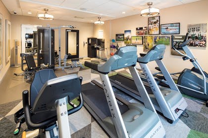Gym | Best Western Plus Franciscan Square Inn and Suites