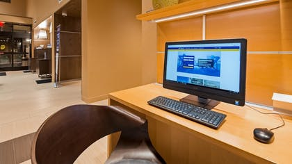 Business Center | Best Western Plus Franciscan Square Inn and Suites