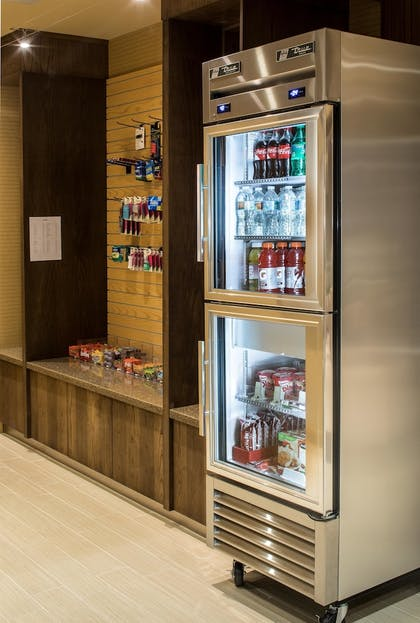 Vending Machine | Best Western Plus Franciscan Square Inn and Suites