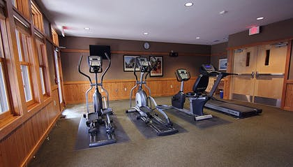 Fitness Facility | Heartwood Conference Center & Retreat