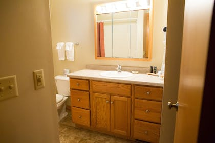 Bathroom | Heartwood Conference Center & Retreat