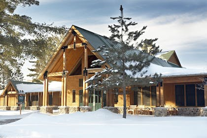 Exterior detail | Heartwood Conference Center & Retreat