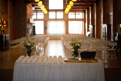 Indoor Wedding | Heartwood Conference Center & Retreat