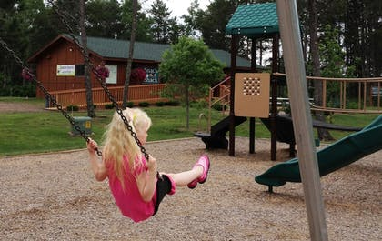 Childrens Play Area - Outdoor | Heartwood Conference Center & Retreat
