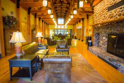 Interior Entrance | Heartwood Conference Center & Retreat