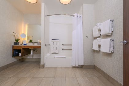 In-Room Amenity | Holiday Inn Express & Suites St. Petersburg - Seminole Area
