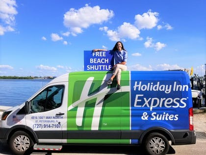 Hotel Interior | Holiday Inn Express & Suites St. Petersburg - Seminole Area